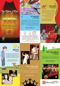 מוזות במוזיאון – שבת תרבות לילדים במוזיאון הכט