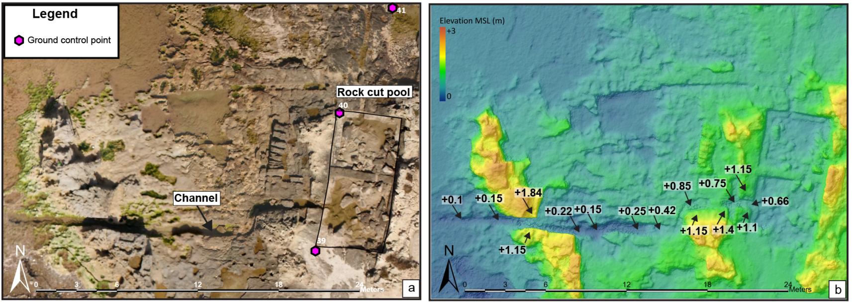 קו החוף נמחק: עלייה דרסטית במפלס מי הים בישראל שלפני 2000 שנים
