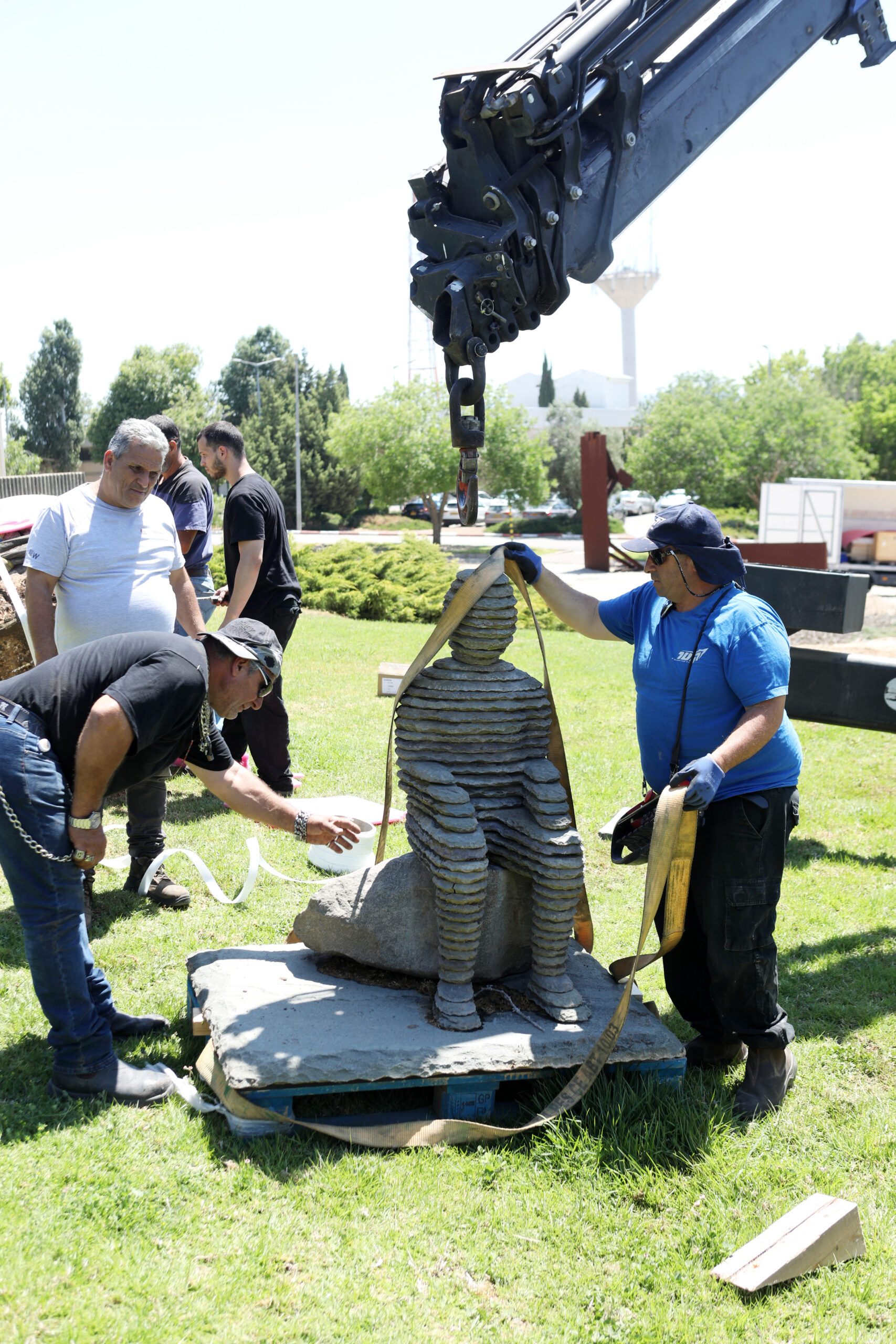 מוזיאון הכט של האוניברסיטה יקים גן פסלים פתוח