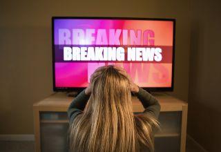 אפילו צפייה בחדשות יכולה להשפיע להתפתחות של מחלת יתר לחץ דם בגיל מבוגר